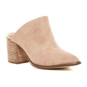 Report Tisha Block Heel Mule